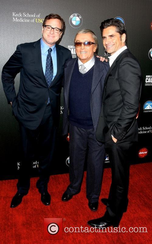 Bob Saget, Robert Evens and John Stamos 5