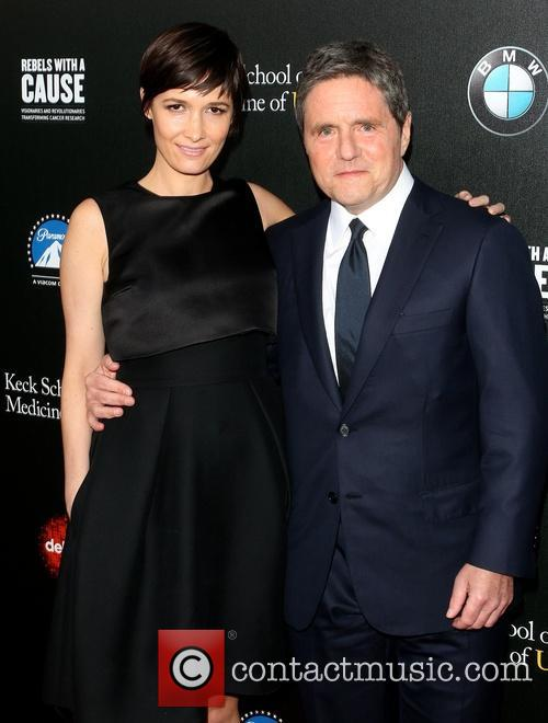 Cassandra Grey and Brad Grey 1