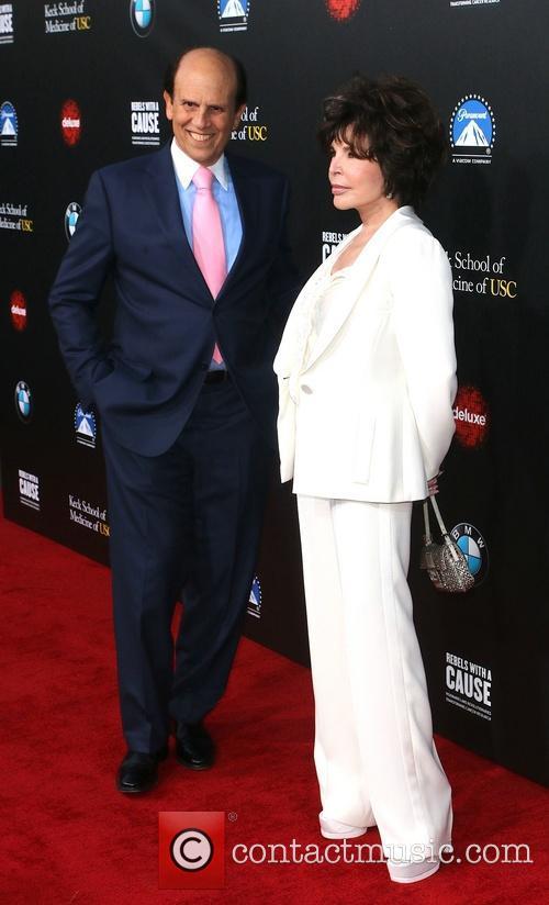 Michael Milken and Carol Bayer Sager 4