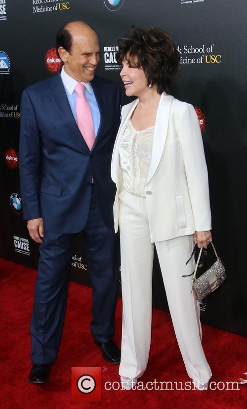Michael Milken and Carol Bayer Sager 1
