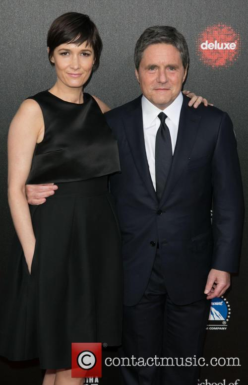 Cassandra Grey and Brad Grey