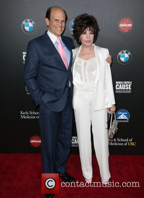 Michael Milken, Carole Bayer Sager, Paramount Pictures Studios