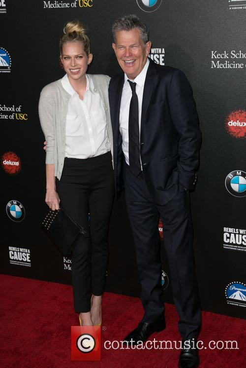 Erin Foster and David Foster 3