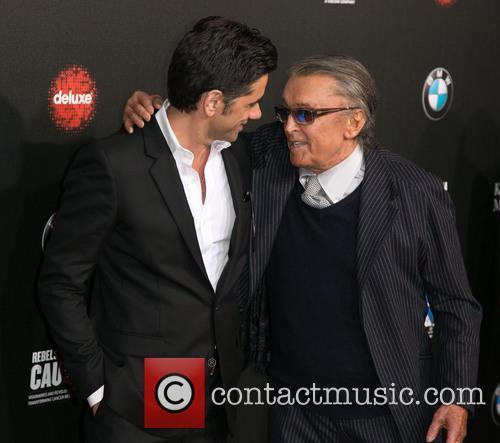 John Stamos and Robert Evans 6