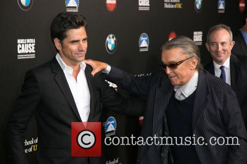John Stamos and Robert Evans 7