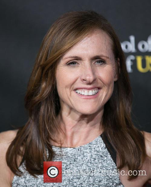 Molly Shannon, Paramount Pictures Studios