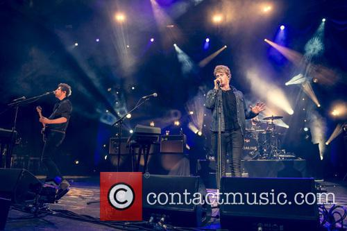 Kodaline perform in London