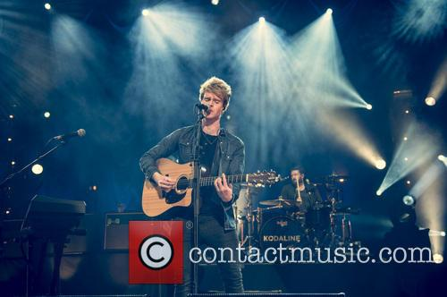 Steve Garrigan and Kodaline 3