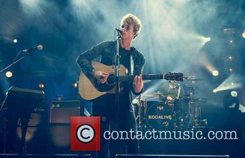 Steve Garrigan and Kodaline 4