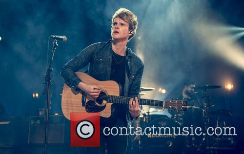 Steve Garrigan and Kodaline 5