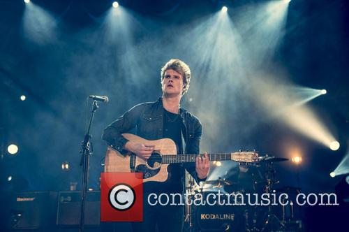 Steve Garrigan and Kodaline 6