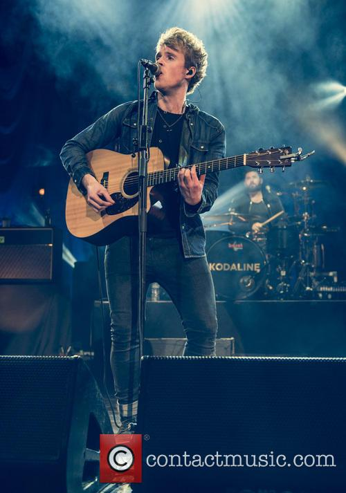 Steve Garrigan and Kodaline 7