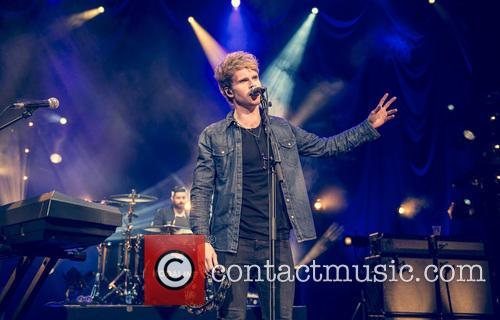 Steve Garrigan and Kodaline 8