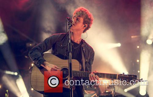Steve Garrigan and Kodaline 9