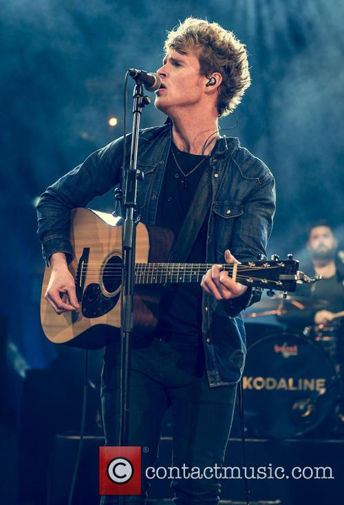 Steve Garrigan and Kodaline 1