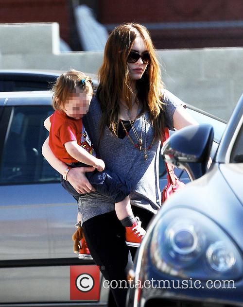 Megan Fox and Noah Green 8