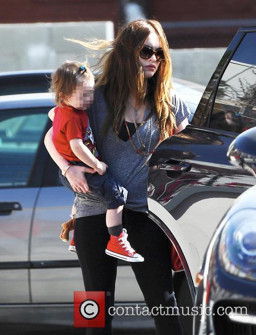 Megan Fox and Noah Green 9