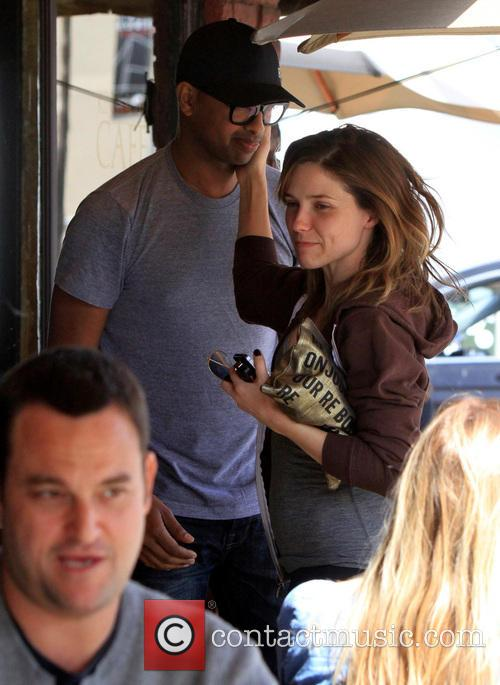 Sophia Bush at King's Road Cafe
