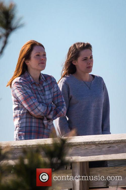 'Still Alice' film set