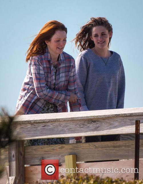 Kristen Stewart, Julianne Moore, Long Island