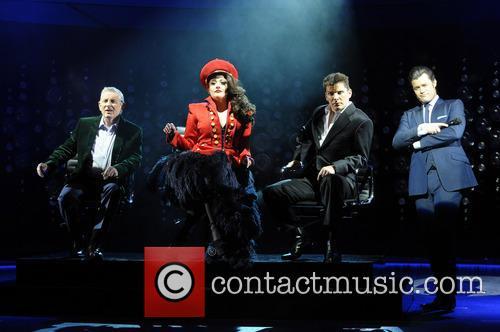 Ashley Knight, Victoria Elliott, Nigel Harman and Simon Bailey