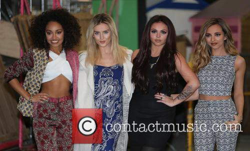 Little Mix, Leigh-anne Pinnock, Perrie Edwards, Jesy Nelson and Jade Thirwall 3
