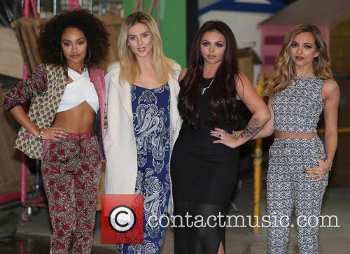 Little Mix, Leigh-anne Pinnock, Perrie Edwards, Jesy Nelson and Jade Thirwall 4