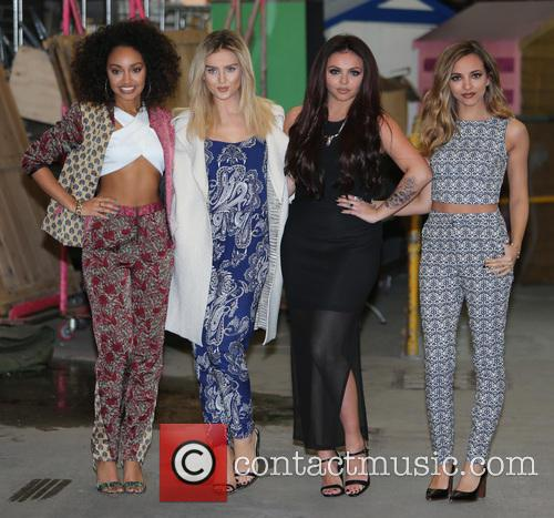 Little Mix, Leigh-anne Pinnock, Perrie Edwards, Jesy Nelson and Jade Thirwall 5