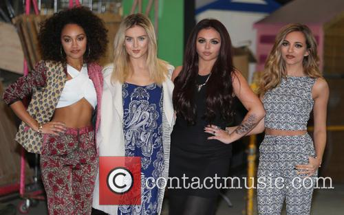 Little Mix, Leigh-anne Pinnock, Perrie Edwards, Jesy Nelson and Jade Thirwall 1
