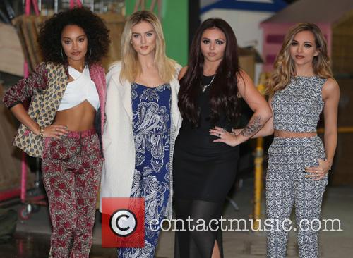 Little Mix, Leigh-anne Pinnock, Perrie Edwards, Jesy Nelson and Jade Thirwall 7