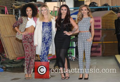 Jesy Nelson, Perrie Edwards, Jade Thirwall and Leigh-anne Pinnock 6