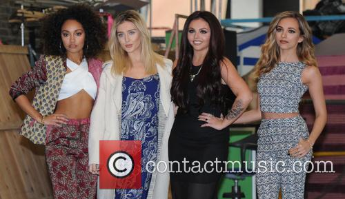 Jesy Nelson, Perrie Edwards, Jade Thirwall and Leigh-anne Pinnock 1