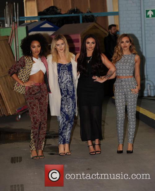 Little Mix, Leigh-anne Pinnock, Perrie Edwards, Jesy Nelson and Jade Thirwall 8