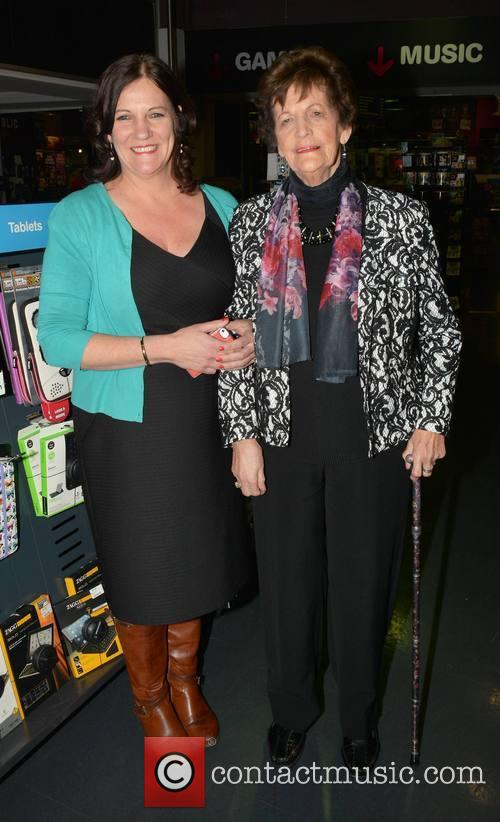 Philomena Lee at HMV Dundrum