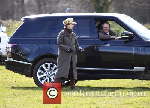 EXCLUSIVE Peter Phillips, Autumn Phillips and their children...