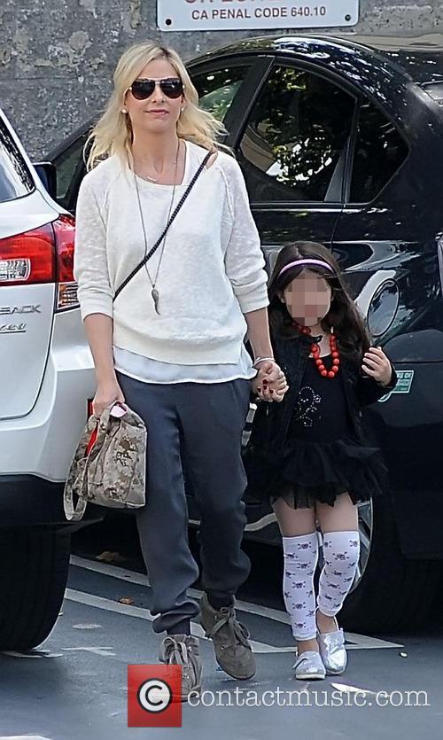Sarah Michelle Gellar takes daughter to ballet