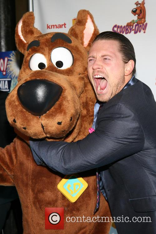 Scooby Doo, The Miz and Michael Mizanin 7