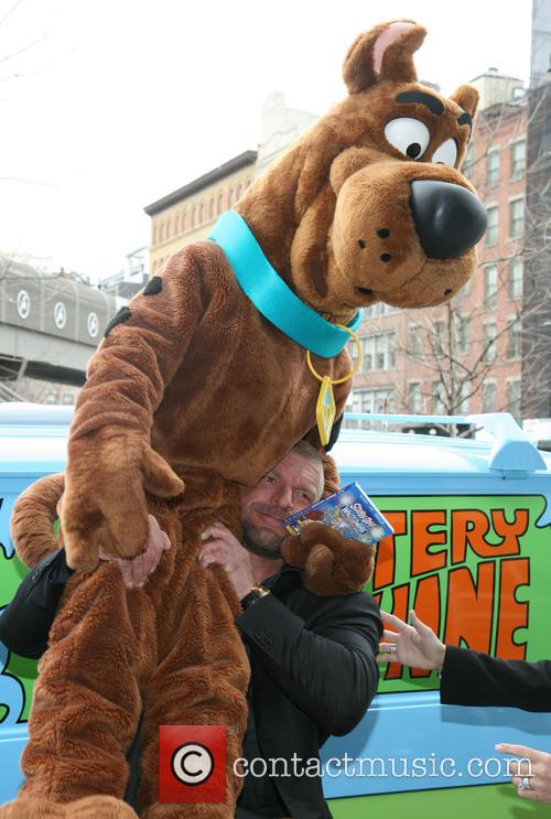 Scooby Doo, Triple H and Paul Michael Levesque 11