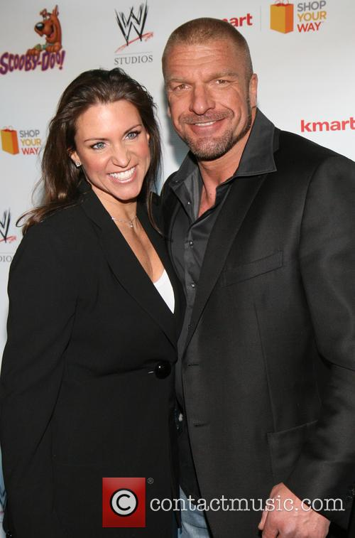 Triple H, Stephanie Mcmahon and Paul Michael Levesque 10