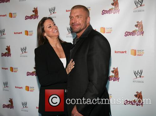 Triple H and Stephanie Mcmahon 9