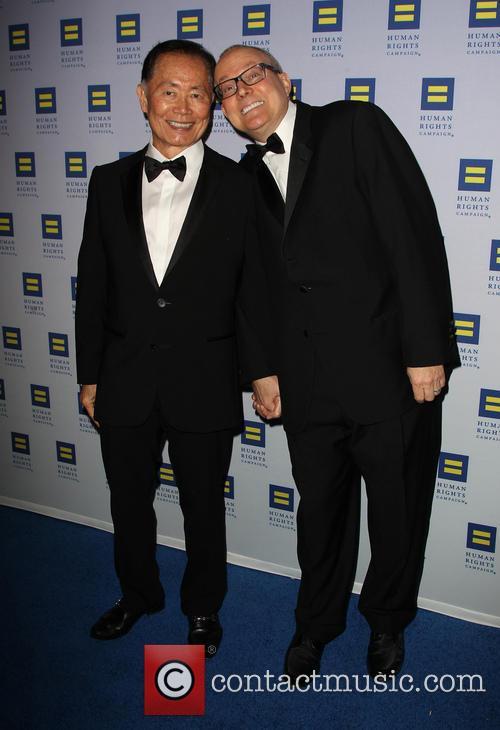 George Takei and Brad Altman 8