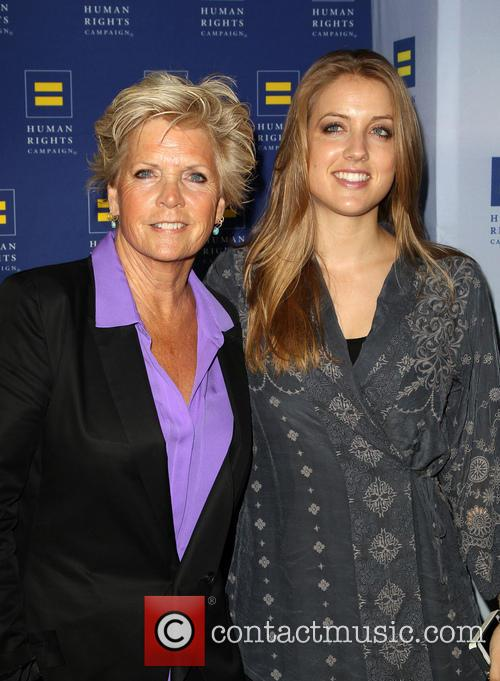 Meredith Baxter and Mollie Birney 7