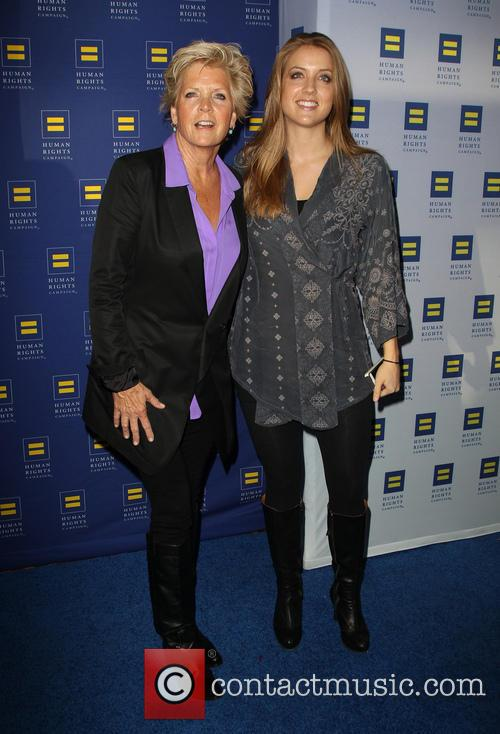 Meredith Baxter and Mollie Birney 8