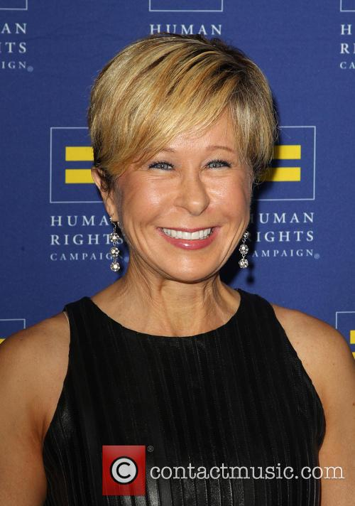 Yeardley Smith, JW Marriott Los Angeles at L.A. LIVE