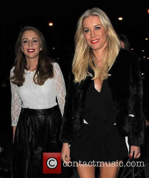 Denise Van Outen and Lydia Bright 6