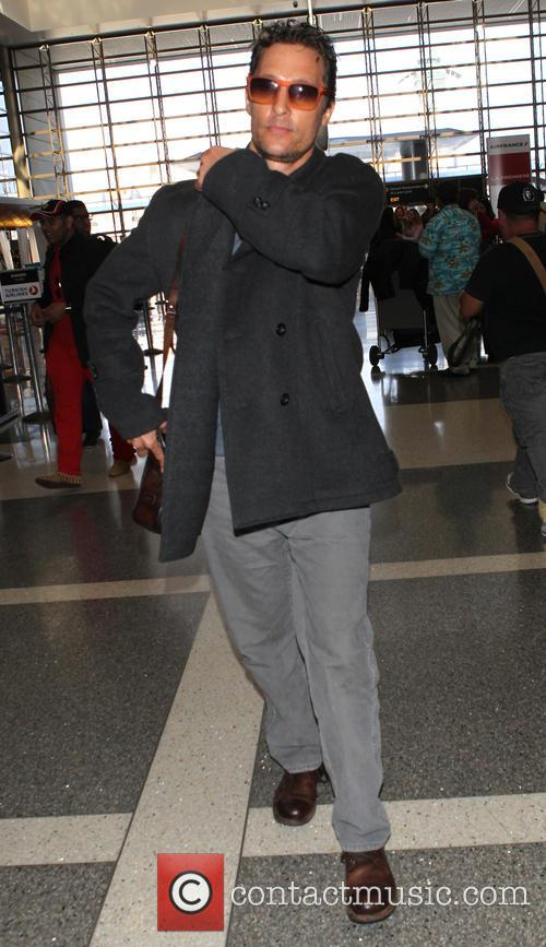 Matthew McConaughey 4