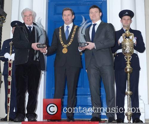 Freedom of Dublin City ceremony