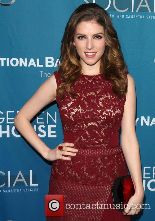 Anna Kendrick at Geffen Playhouse