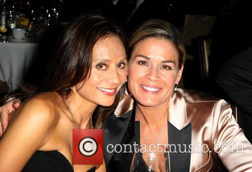 Cat Cora and Guest
