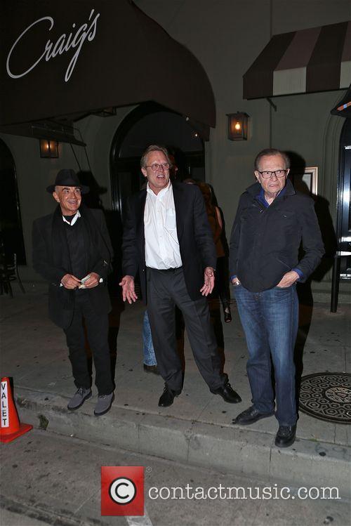 Larry King and Robert Shapiro 3